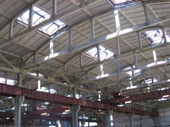 Конструкции промышленного здания Курск